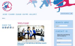 New Web Design