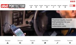 OBD Portector - Vehicle Security eCommerce